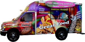 food ice cream truck