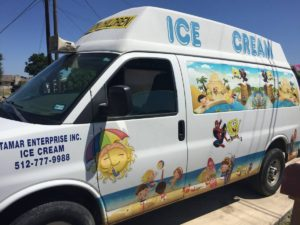 gmc ice cream truck 1